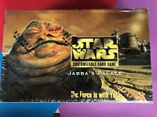 Star Wars  ==> Jabba's Palace <== Sealed Limited Booster Box X1