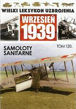 POLISH SANITARY TRANSPORTATION AIRCRAFT OF 1918-1939