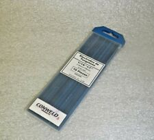 """Conweld 1/16"""" X 7"""" Tungsten Electrodes 1.6mm x 178mm Ground Pack Of 10 New"""
