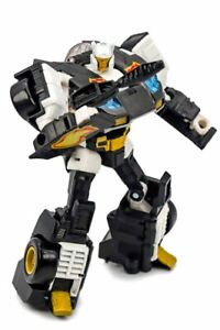 Transformers Generations Selects Ricochet (aka Stepper), Deluxe Class Figure NEW