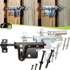 Steel Slide Bolt Gate Shed Fence Door Latch Hardware Sliding Lock Secure Close