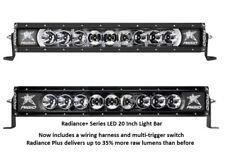 "Rigid Industries Radiance Plus with White Back-Light LED 20"" Light Bar"