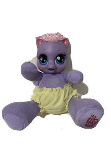My Little Pony Plush Sleep and Twinkle StarSong Singing Talking Purple Pony
