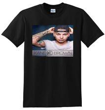 Kane Brown Black Tees Tshirt Clothing