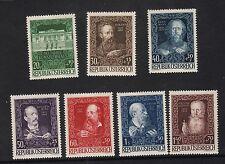 Austria 1948   80th Anniversary Association of Creative Artists set mint