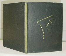 The 1947 Forester Yearbook - Forest Avenue High School - Dallas, Texas