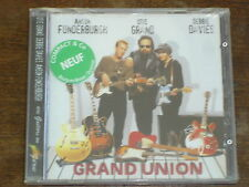 OTIS GRAND/ DEBBIE DAVIES/ ANSON FUNDERBURGH Grand union CD NEUF