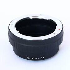 Anello adattatore ottiche Olympus OM su Fuji X Pro METALLO Alta Qualit obiettivi