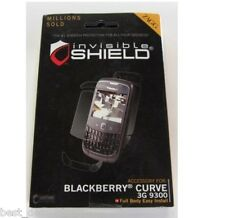 OEM Zagg Invisible Shield Screen Protector Fit For Blackberry Curve 3G 9300 9330