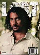 LOST OFFICIAL MAGAZINE - NAVEEN ANDREWS - VARIENT LIMITED EDITION COVER #15B