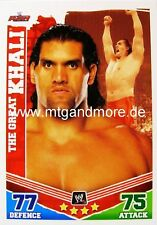 Slam ATTAX Mayhem #081 The Great Khali