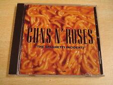 CD / GUNS N' ROSES - THE SPAGHETTI INCIDENT