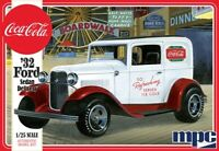 MPC 1932 Ford Sedan Delivery Coca Cola 1:25 scale model car kit new 902