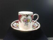 Radfords Fenton Bone China Demi Teacup & Saucer #7742 England
