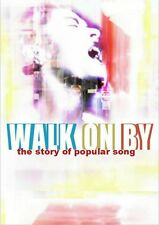 WALK ON BY: THE STORY OF POPULAR SONG - 4-DISC 2001 BBC DOCUMENTARY DVD 8 HOURS
