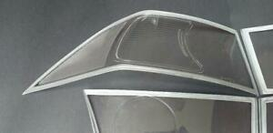 ACURA TSX ALL CLEAR TAILIGHTS LENSES 04-08  CL7 CL9
