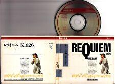 PHILIPS JAPAN 17CD-27- MOZART Requiem Colin Davis BBC etc CD *READ*
