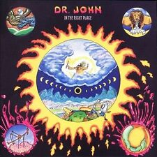 In the Right Place by Dr. John (Vinyl, Feb-2015, Atlantic (Label))