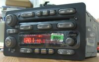 New~ 2001-2005 Pontiac Montana Aztek 6 DISC CD CHANGER RADIO - Unlocked 01 02 03