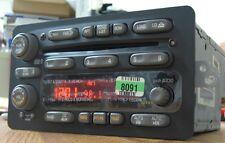 New Unlocked ~ 2001-2005 Pontiac Aztek 6 DISC CD CHANGER RADIO MONTANA