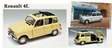 EBBRO 1/24 Renault 4L Plastic model kit 25002 Free Ship w/Tracking# New Japan