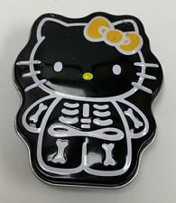 Hello Kitty Halloween Sour Orange Skelly Bones Tin