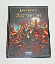 Warhammer 40000 - le jeu de rôle - Dark heresy - Ascension