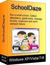 SchoolDaze,Start a home school or church school, Made in America