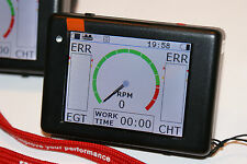 PPG paramotor microlight MotoMonitor GPS altimeter rev counter thermometer fuel