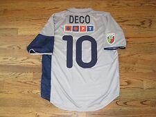 Deco Porto Portugal Chelsea Barcelona Shirt Jersey Player Issue PI Match Un Worn
