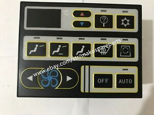 Air Conditioner Control Panel Fit Volvo EC140 210 290 Excavator  14530573