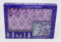 NEW Beautifully Disney Haunted Mansion Eye Shadow Makeup Palette and Pouch Bag