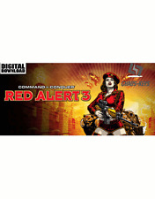 Command & Conquer Red Alert 3 EA Origin Download Key Digital Code [DE] [EU] PC