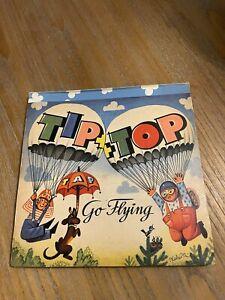VTG TIP + TOP  Book~ POP UP ~1964 GO FLYING V. KUBASTA  LONDON