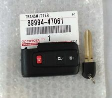 2004-2009 TOYOTA PRIUS SMART ENTRY KEY AND REMOTE (WITH SMART ENTRY)