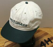 VERY NICE PRO GRASS GREE/WHITE SNAPBACK HAT IN VERY GOOD CONDITION