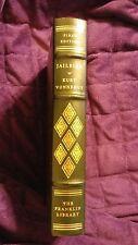 Jailbird by Kurt Vonnegut Jr. 1979 Leather Limited First Edition Franklin