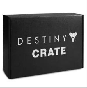 Destiny 2 Beyond Light Europa Loot Crate RARE!!! Size LG (No Emblem) SEALED!!!