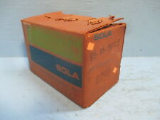 New SOLA 83-83-3225 Power Supply 120 / 240 Vac 9-12V DC NIB