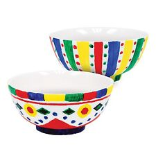 Kids Projects - Ceramic Bowl Makeovers