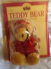 The Teddy Bear Collection Magazine complete with No.7 Barney the Bellboy