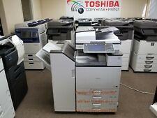 Ricoh Mp C4503 Color Copier Printer Scanner Super Low Meter Count Only 21k