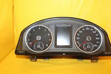 Speedometer Instrument Cluster 2013 2014 VW Tiguan Dash Panel Gauges 19,915 KPH