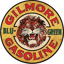 Gilmore Gas Sign metal tin sign vintage style