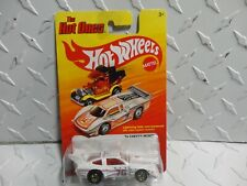 Hot Wheels The Hot Ones White '76 Chevy Monza