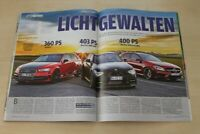 Auto Bild Sportscars 1724) Mercedes A 45 AMG McChip-DKR mit 400PS besser als..