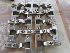 Charniéres invisibles en acier pour meuble-lot de 10-diamétre de l'orifice 35 mm