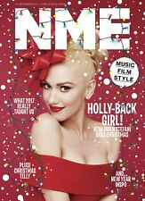 GWEN STEFANI COVER INTERVIEW NME 15 DECEMBER 2017