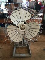 ANTIQUE VINTAGE Sears Kenmore old fan original Works! Small #20