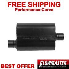 "Flowmaster Super 44 Series Muffler 409 Stainless 2.25"" O/C 842446"